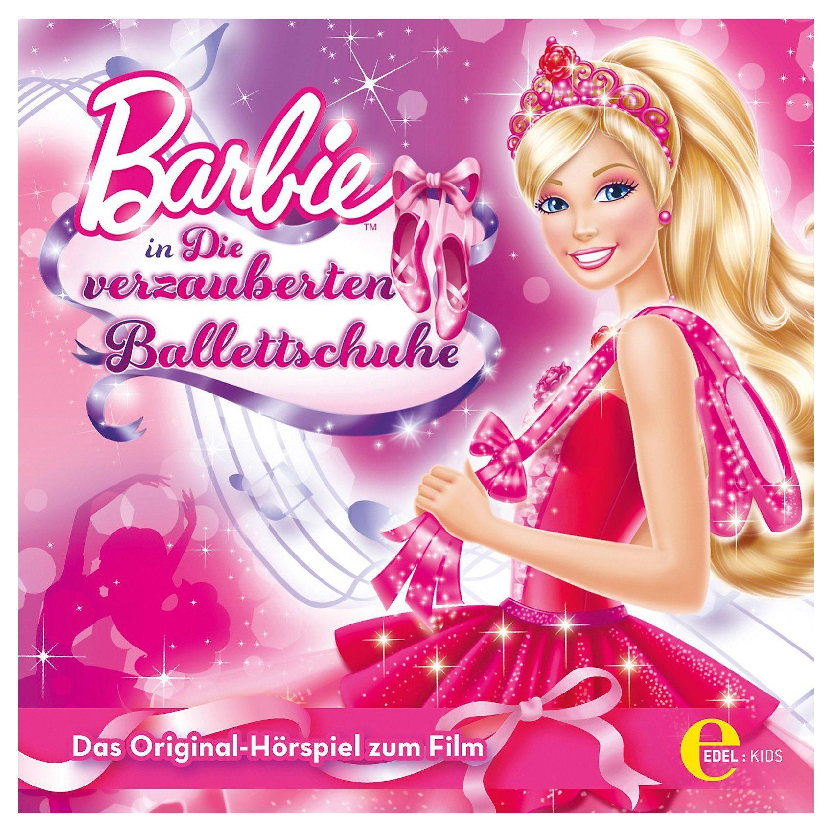 Edel CD Barbie - Die verzauberten Ballettschuhe (Hörspiel zum Fil
