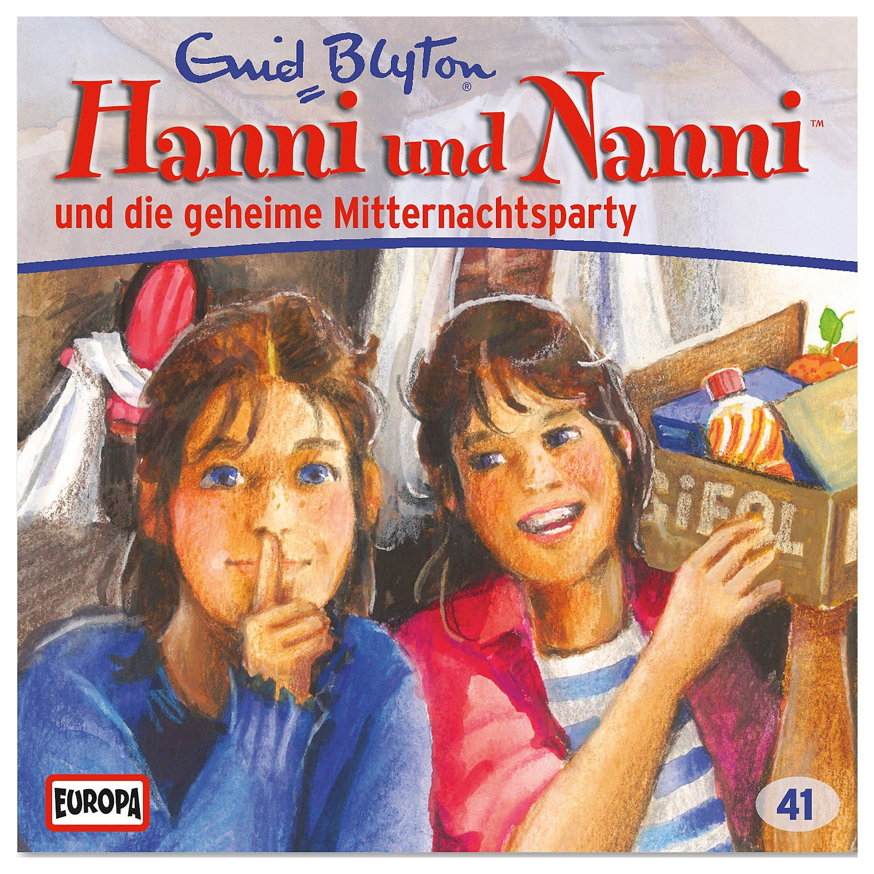 Sony CD Hanni & Nanni 41 - und die geheime Mitternachtsparty