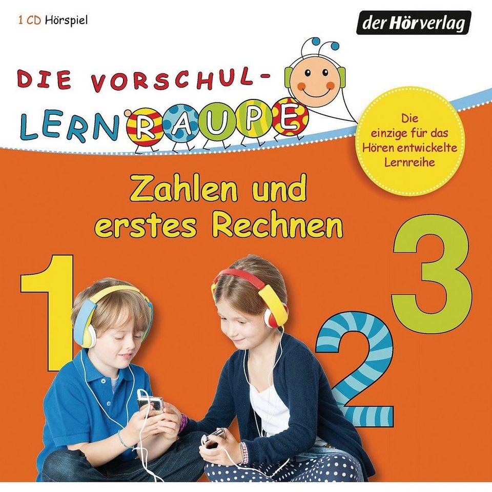 Edel CD Die Vorschul-Lernraupe: Zahlen und erstes Rechnen online kaufen