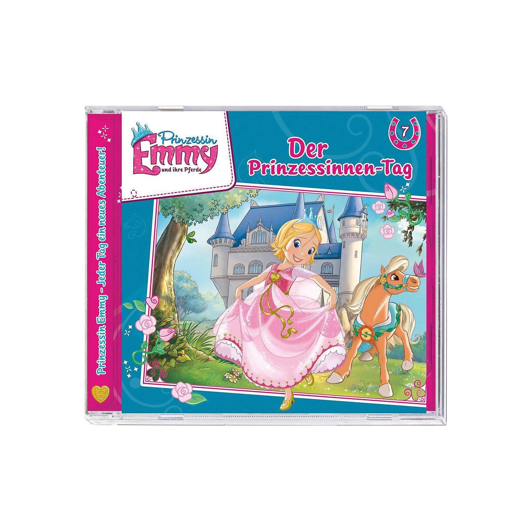Kiddinx CD Prinzessin Emmy 07 - Der Prinzessinnen Tag