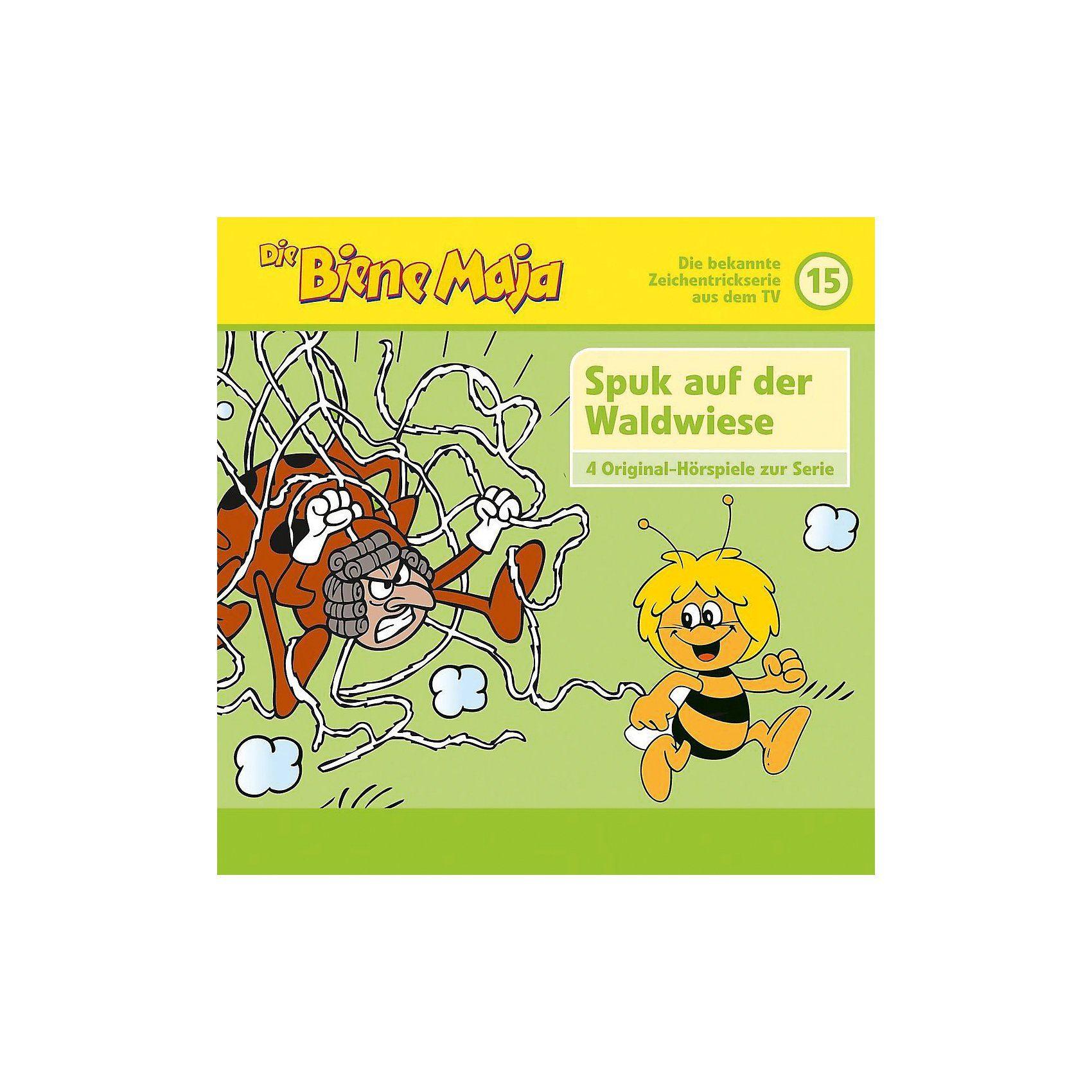 Universal CD Die Biene Maja 15 - Spuk auf der Waldwiese