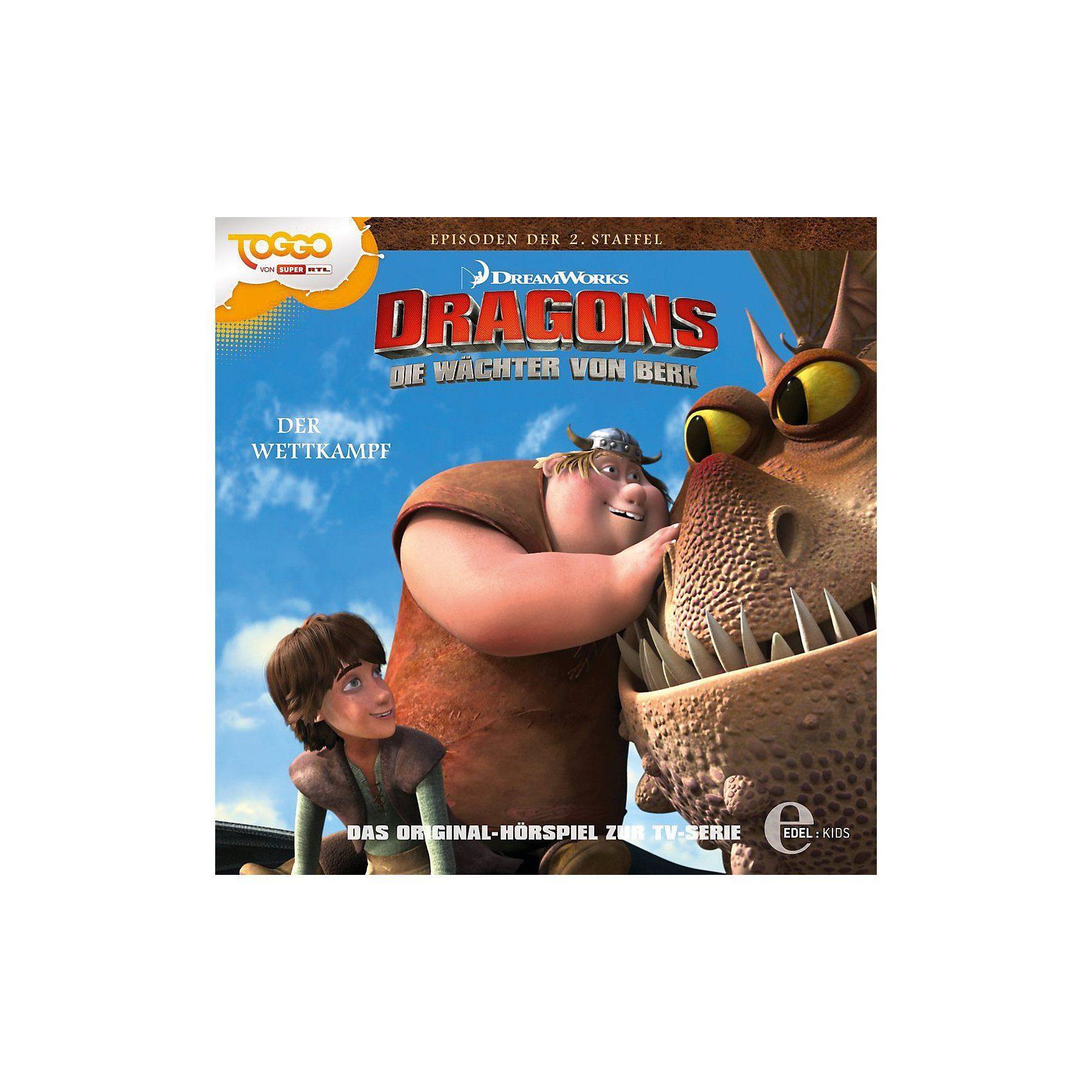 Edel CD Dragons Wächter von Berk 14