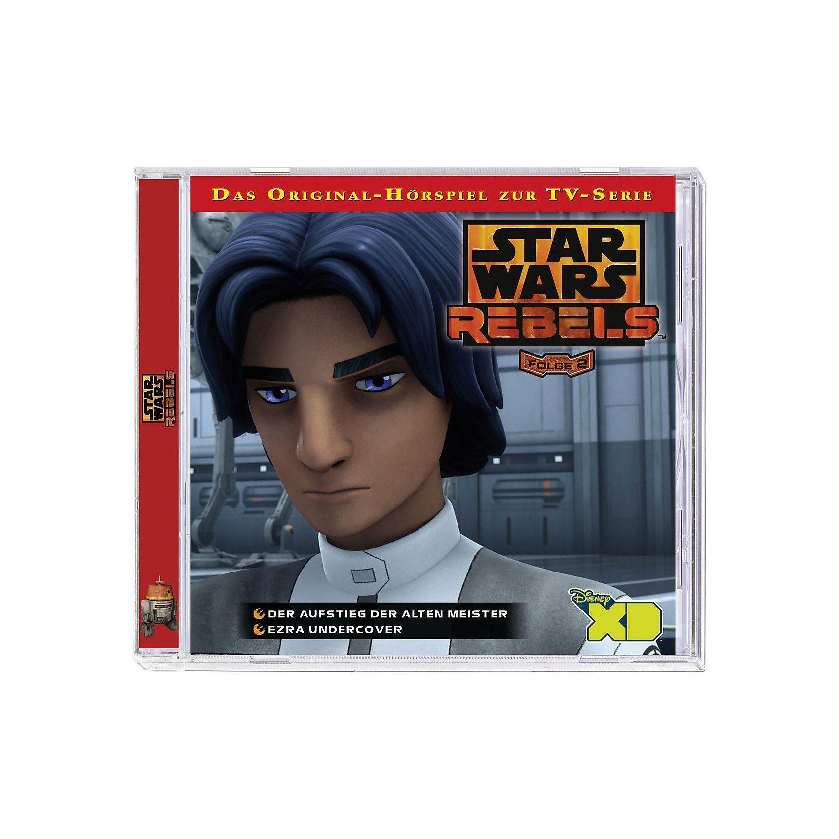 Kiddinx CD Star Wars Rebels 2
