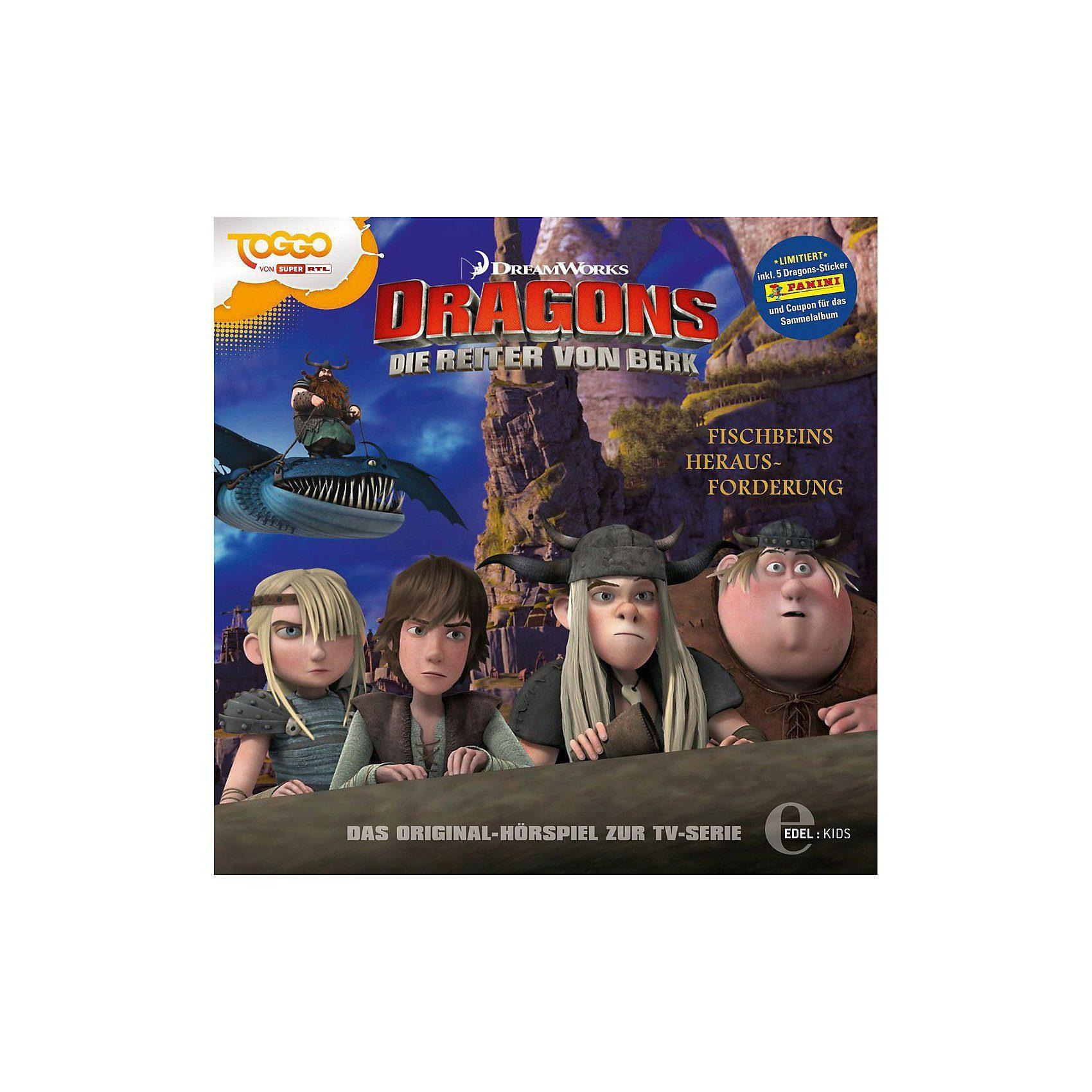 Edel CD Dragons - Die Reiter von Berk 09