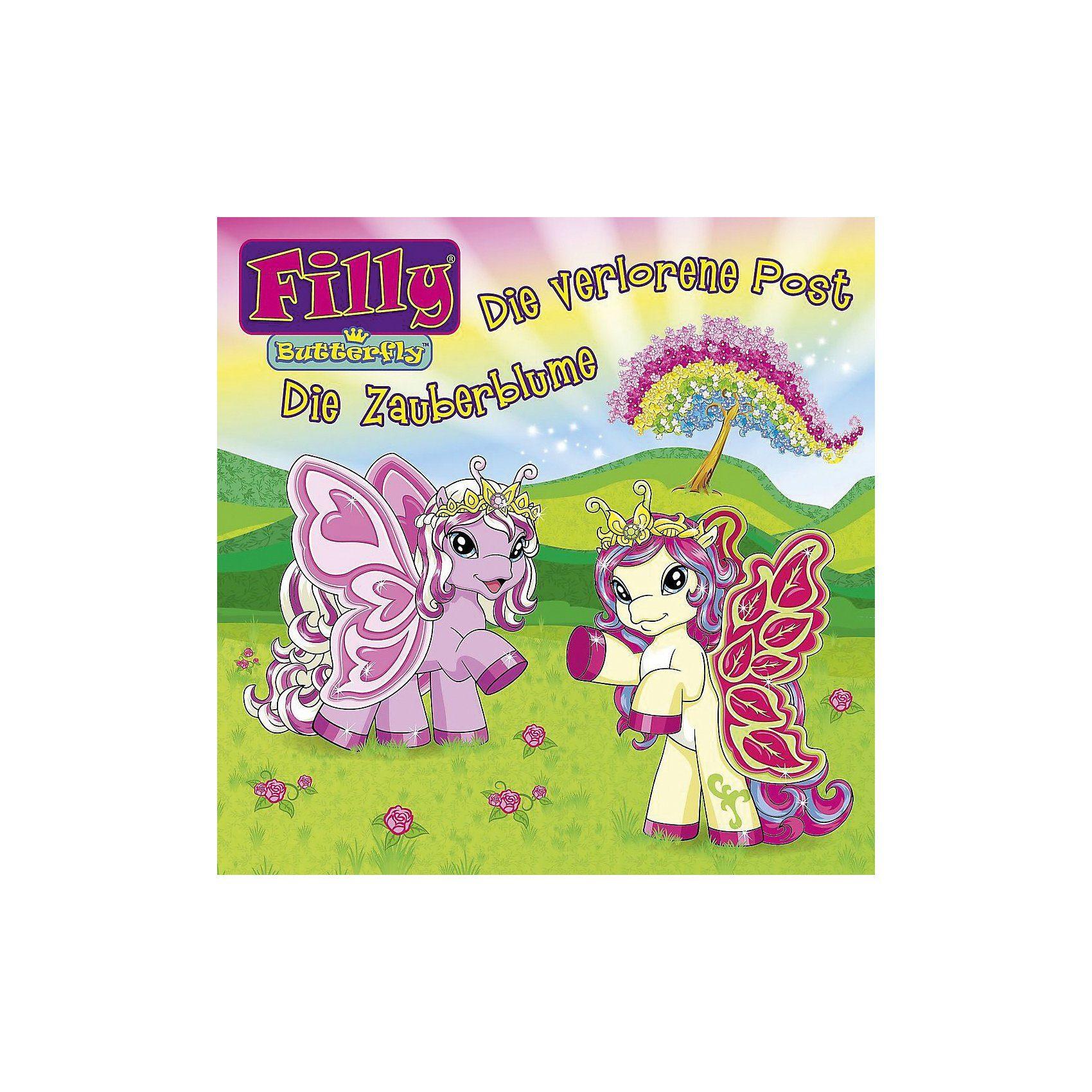 Universal CD Filly 02 - Die verlorene Post / Die Zauberblume