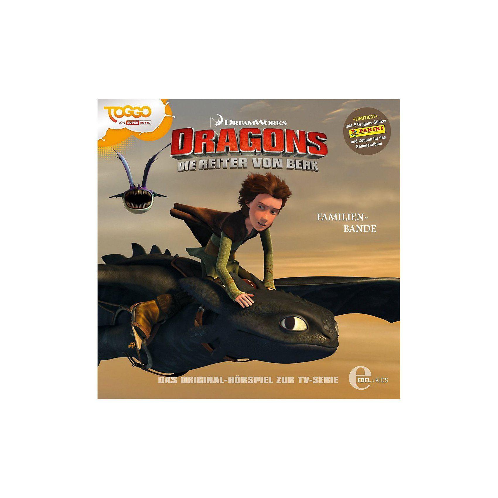 Edel CD Dragons - Die Reiter von Berk 10