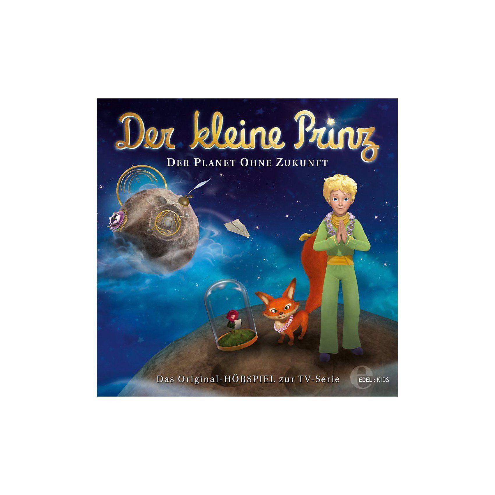 Edel CD Der Kleine Prinz 21 - Der Planet ohne Zukunft