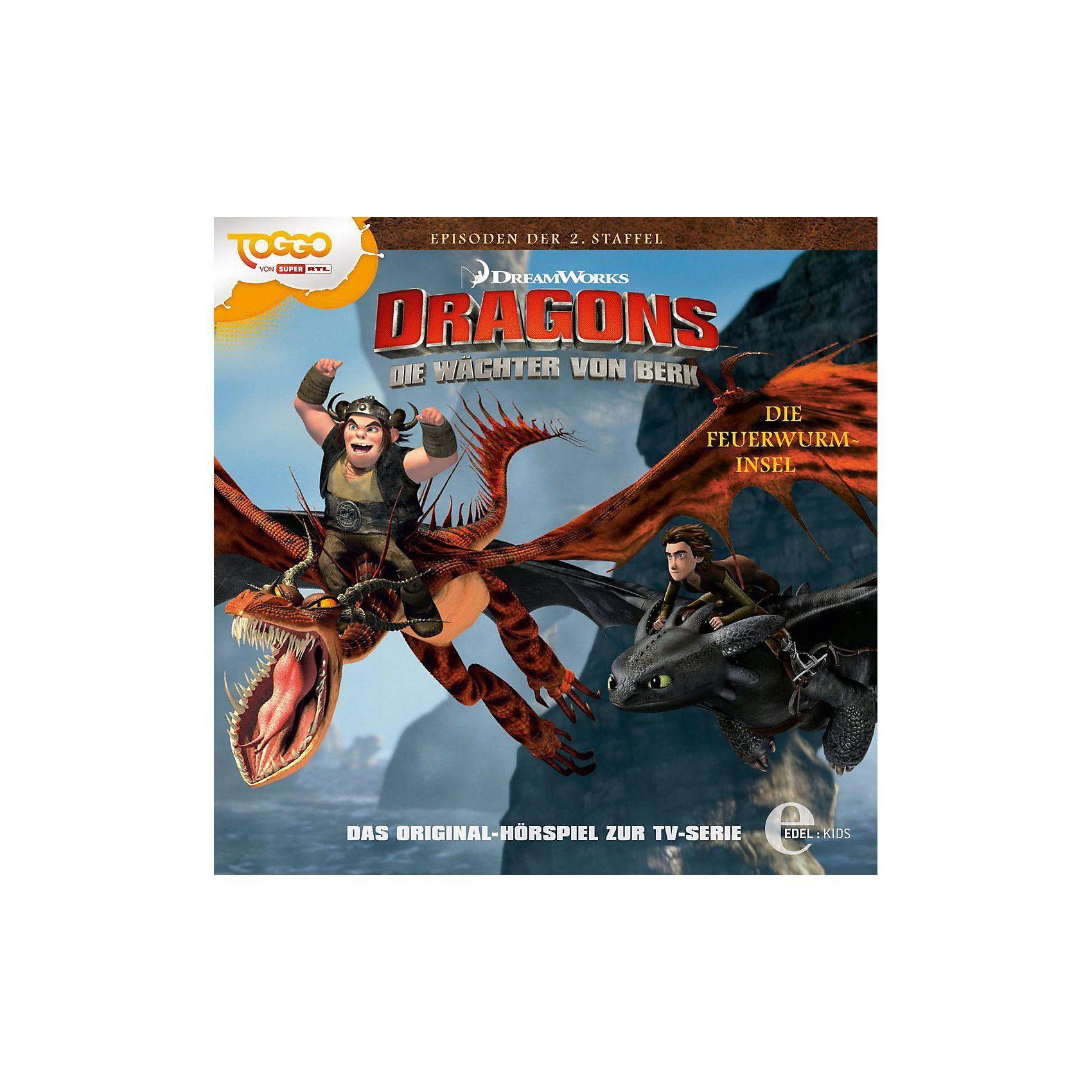 Edel CD Dragons Wächter von Berk 13