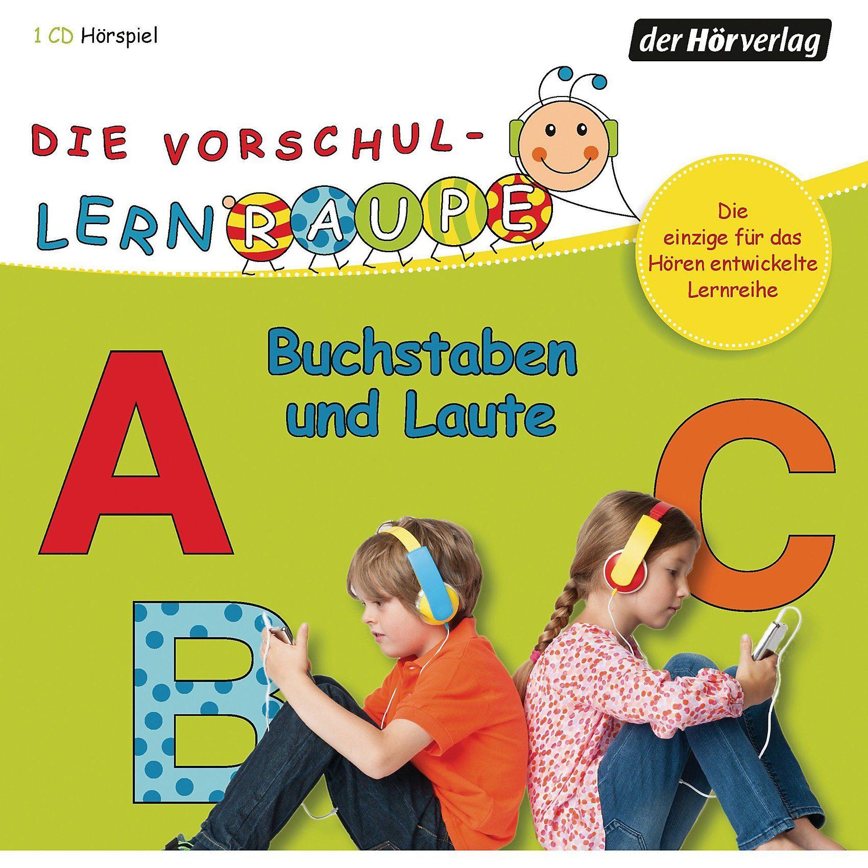 Edel CD Die Vorschul-Lernraupe: Buchstaben und Laute