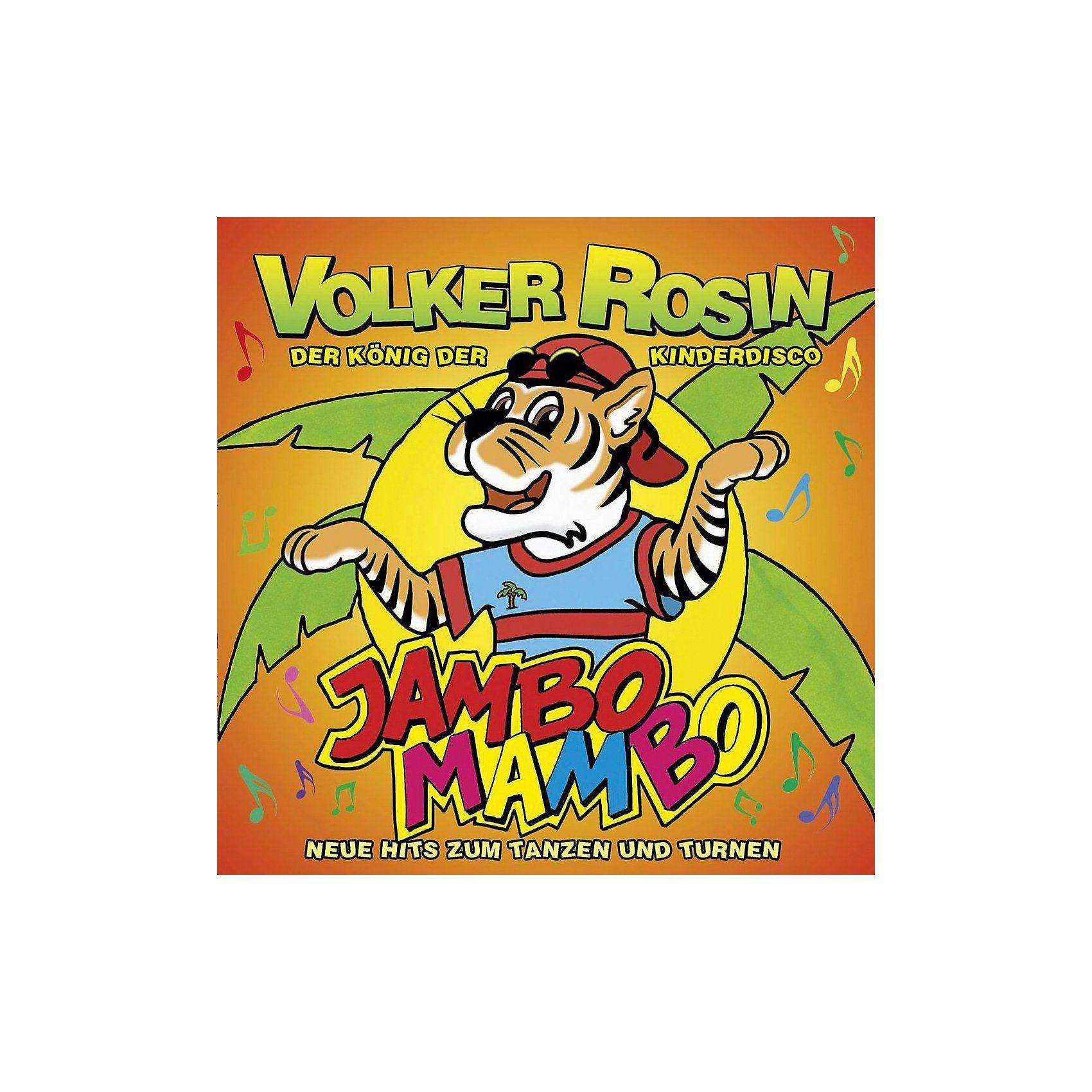 Universal CD Volker Rosin - Jambo Mambo