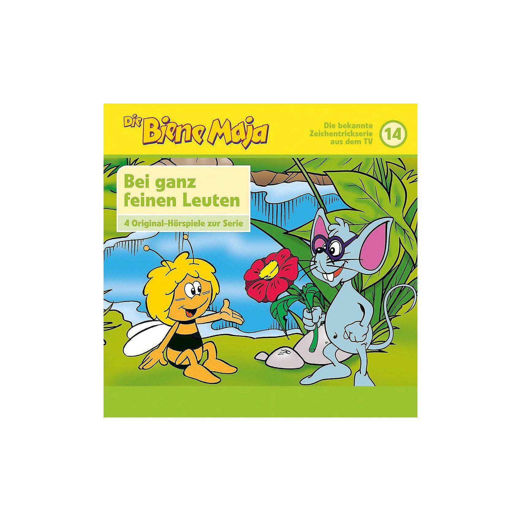 Universal CD Die Biene Maja 14 - Bei ganz feinen Leuten