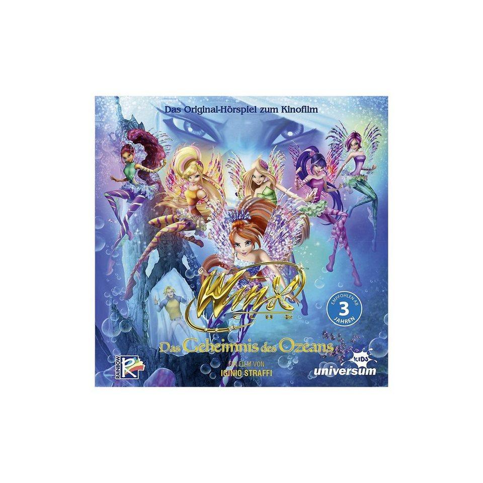Universum CD Winx Club - Das Geheimnis des Ozeans
