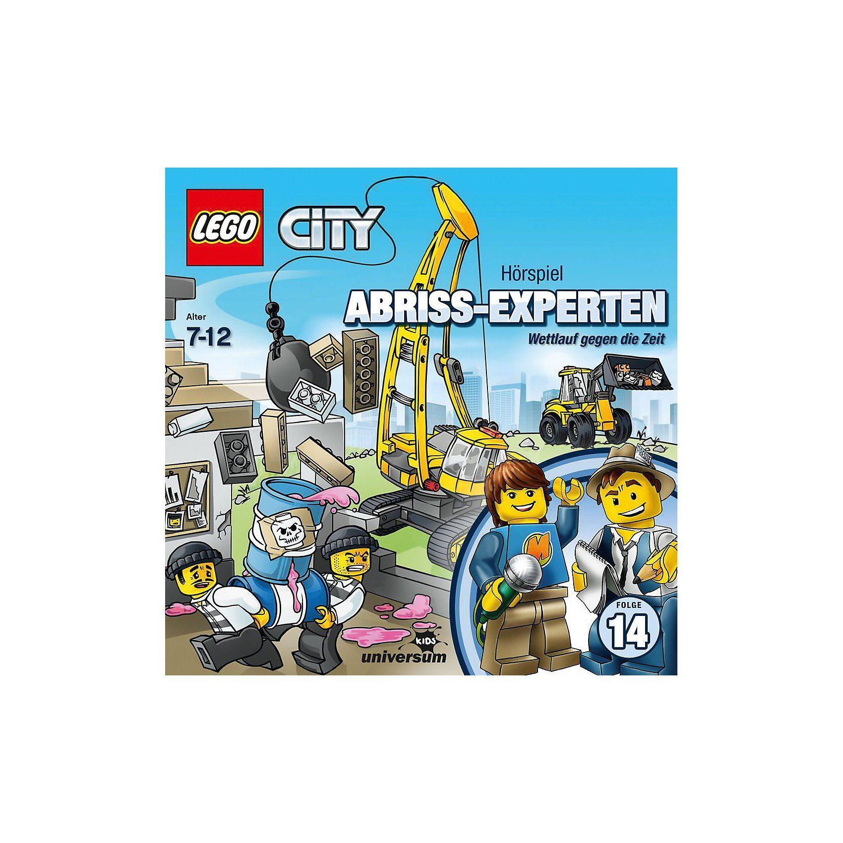 CD City 14 - Abriss-Experten: Wettlauf gegen die Zeit