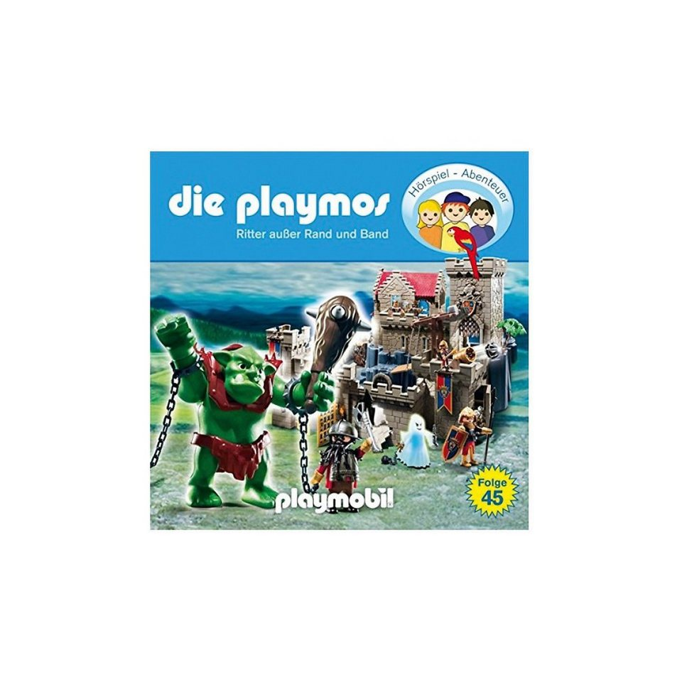 Edel CD Die Playmos 45 online kaufen