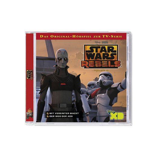 Kiddinx CD Star Wars Rebels 4