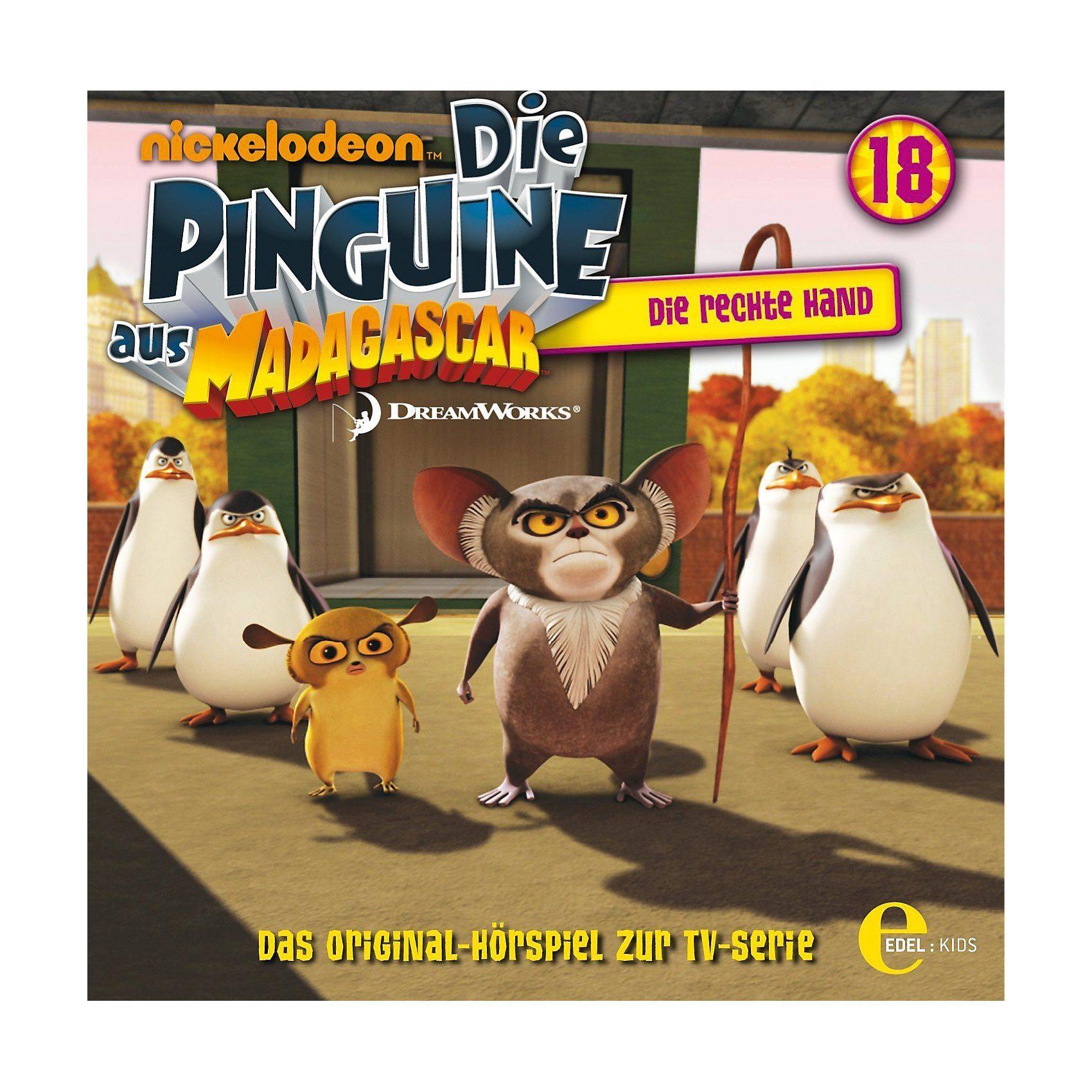 Edel CD Die Pinguine aus Madagascar 18