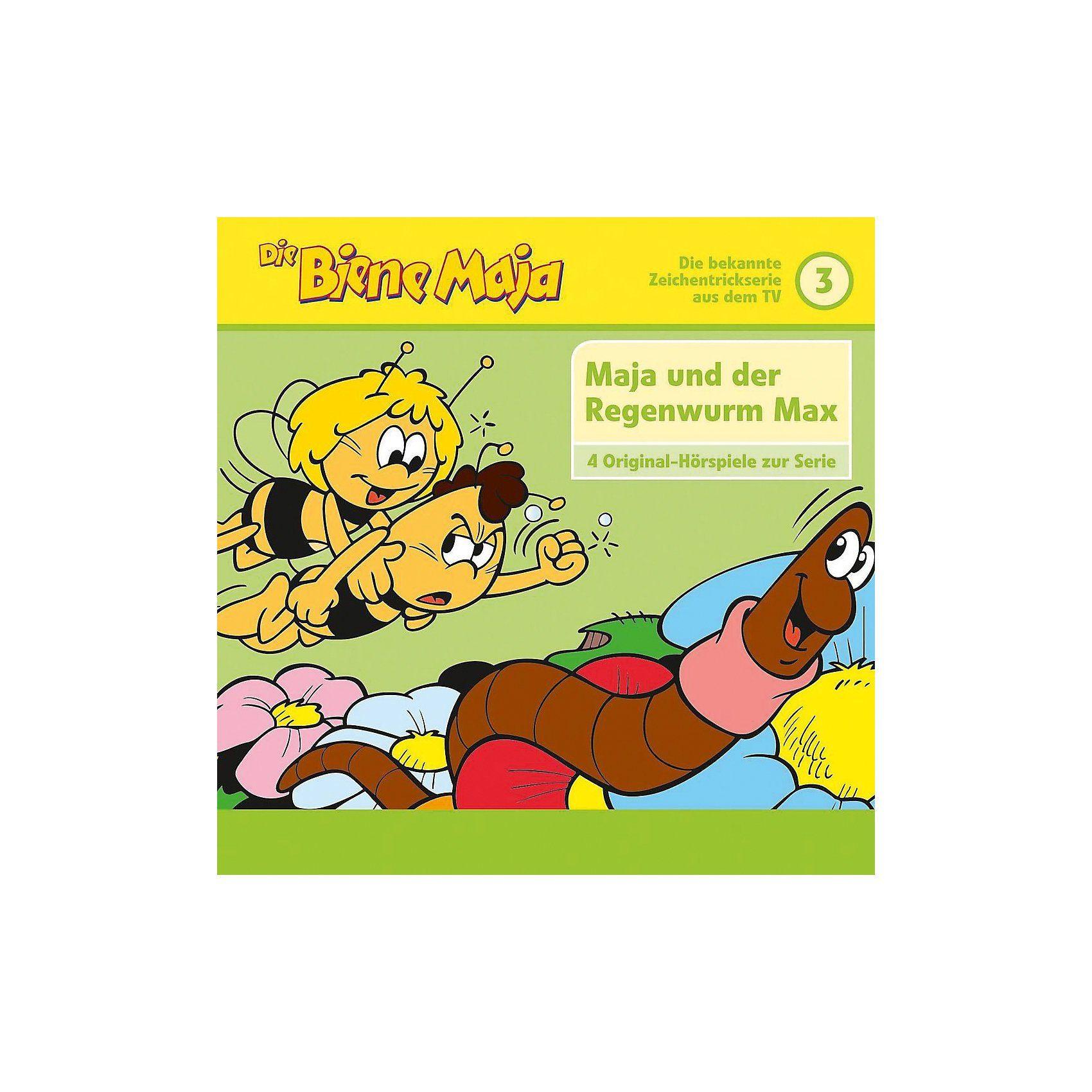Universal CD Die Biene Maja 03 - Maja und der Regenwurm Max