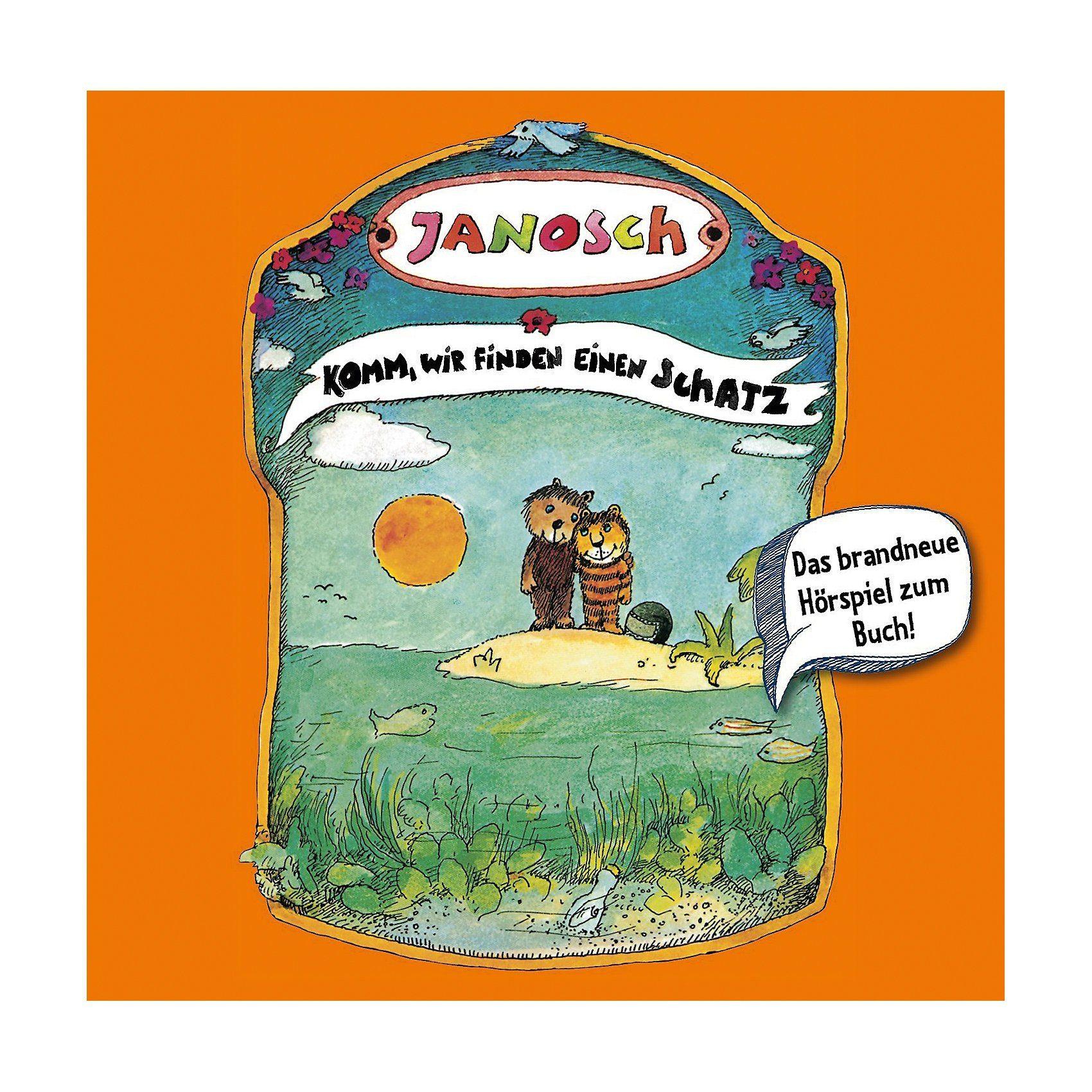 Edel CD Janosch - Komm wir finden einen Schatz