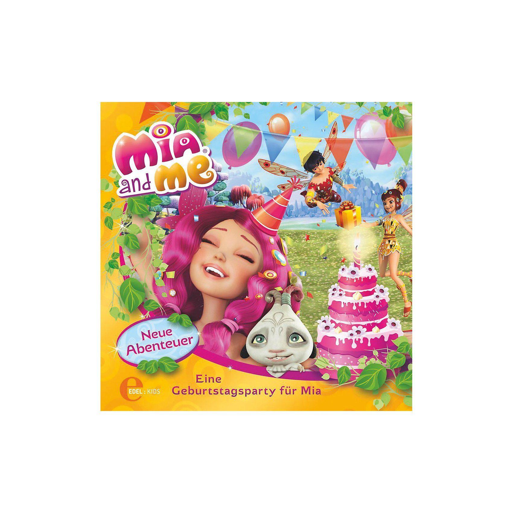 Edel CD Mia and Me 03 - Eine Geburtstagsparty für Mia