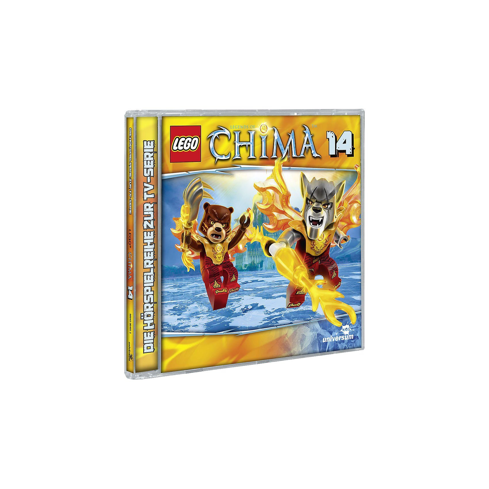 LEGO® CD Legends of Chima 14