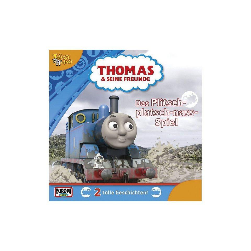 Sony CD Thomas & seine Freunde-21/Das Plitsch-platsch-nass online kaufen