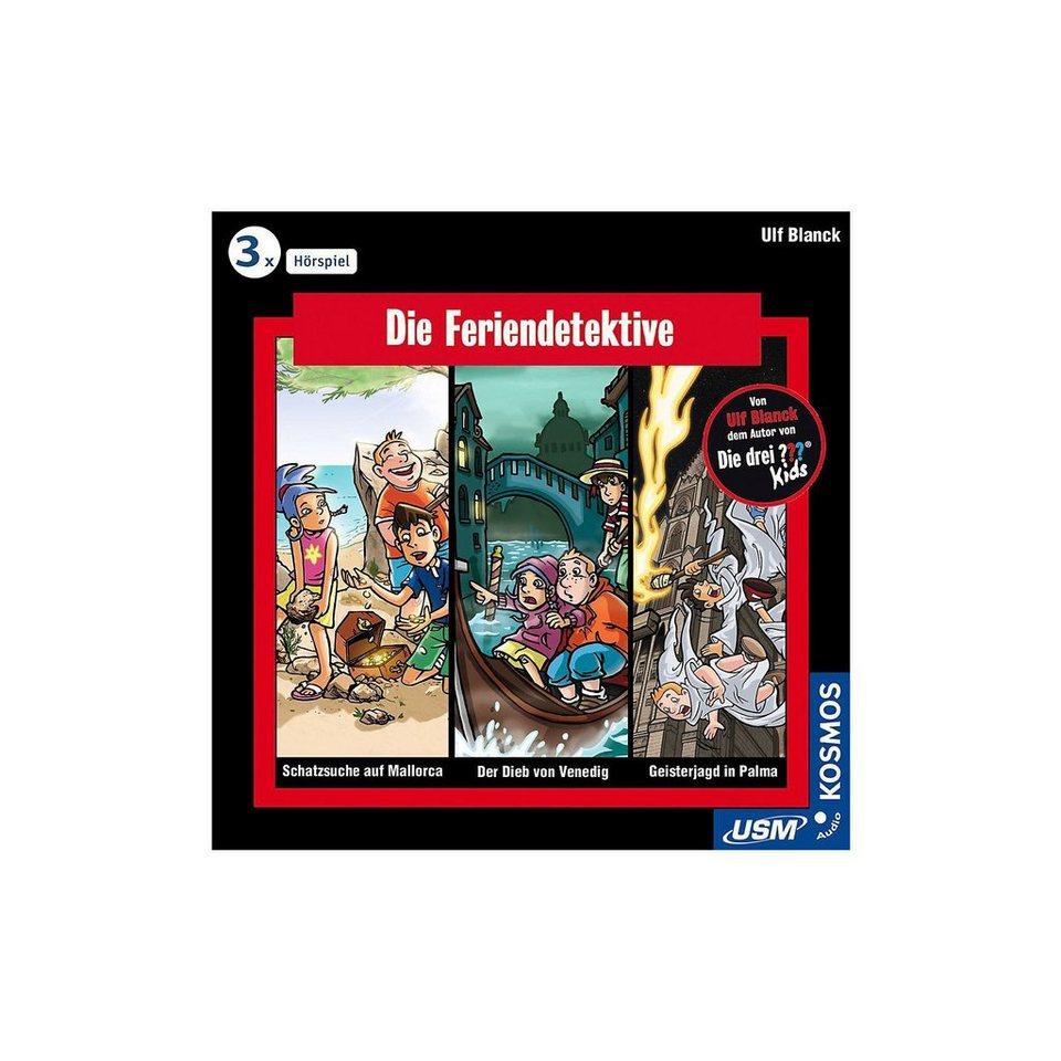 CD Die Feriendetektive Hörbox Folgen 1-3 kaufen