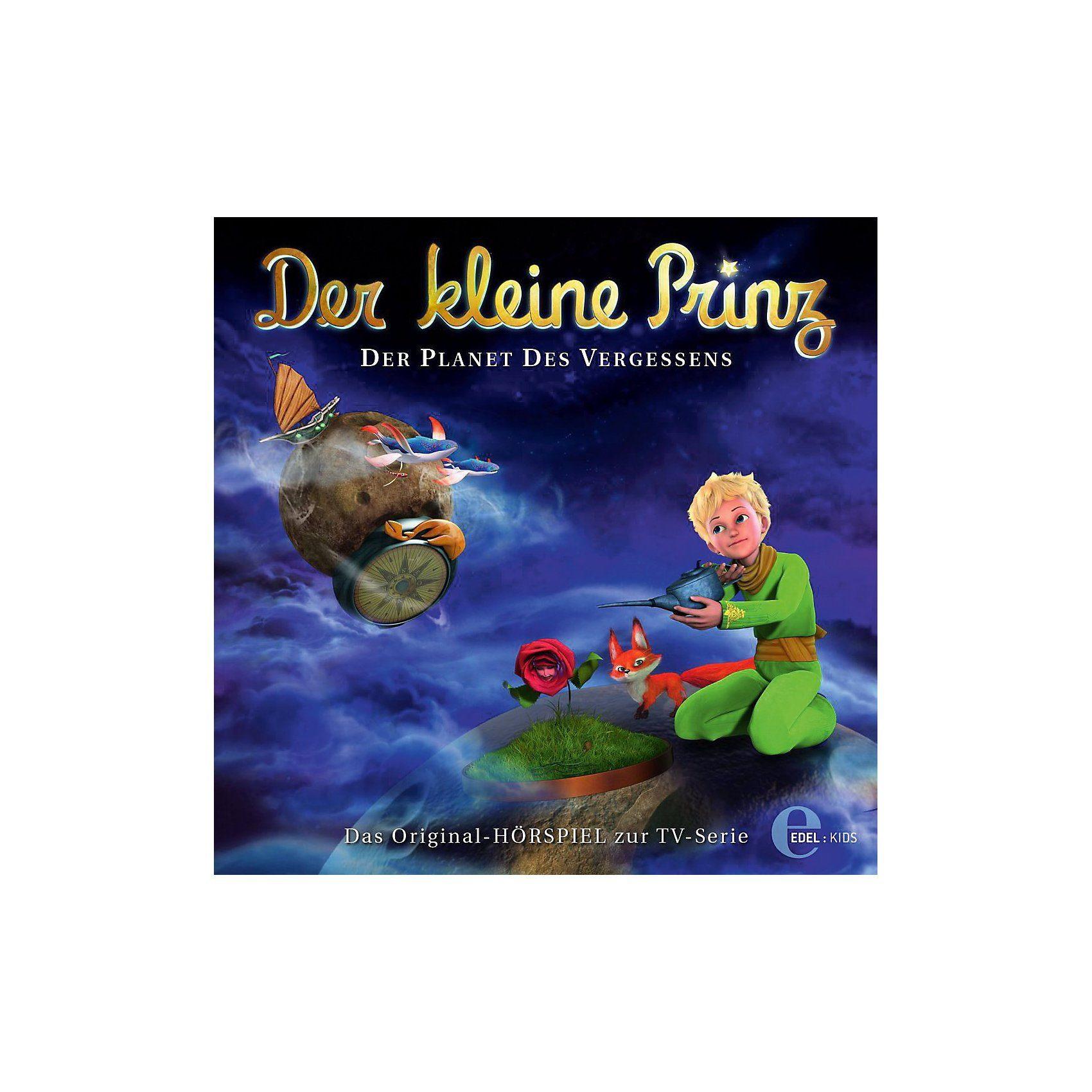 Edel CD Der kleine Prinz 16 - Der Planet des vergessens