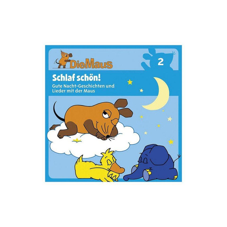 Universum CD Die Sendung mit der Maus 02 - Träum schön! online kaufen