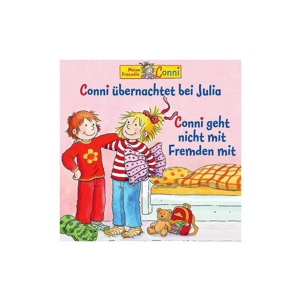 Universal CD Conni-37: Conni Übernachtet Bei Julia/Nicht Mit Fremden m online kaufen