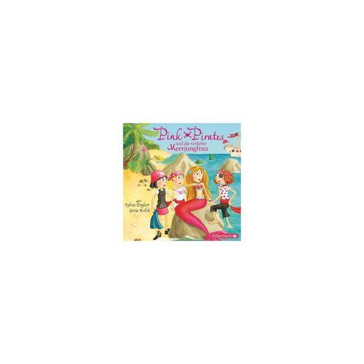 Pink Pirates und die verliebte Meerjungfrau, 1 Audio-CD
