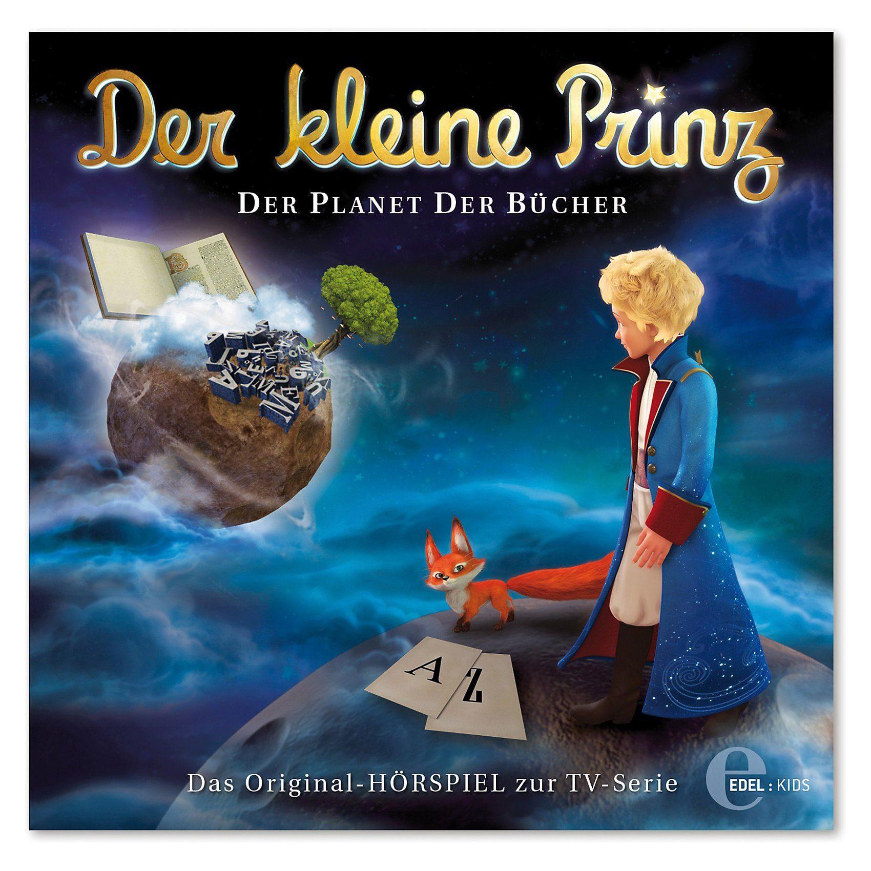 Edel CD Der kleine Prinz 11 - Der Planet der Bücher