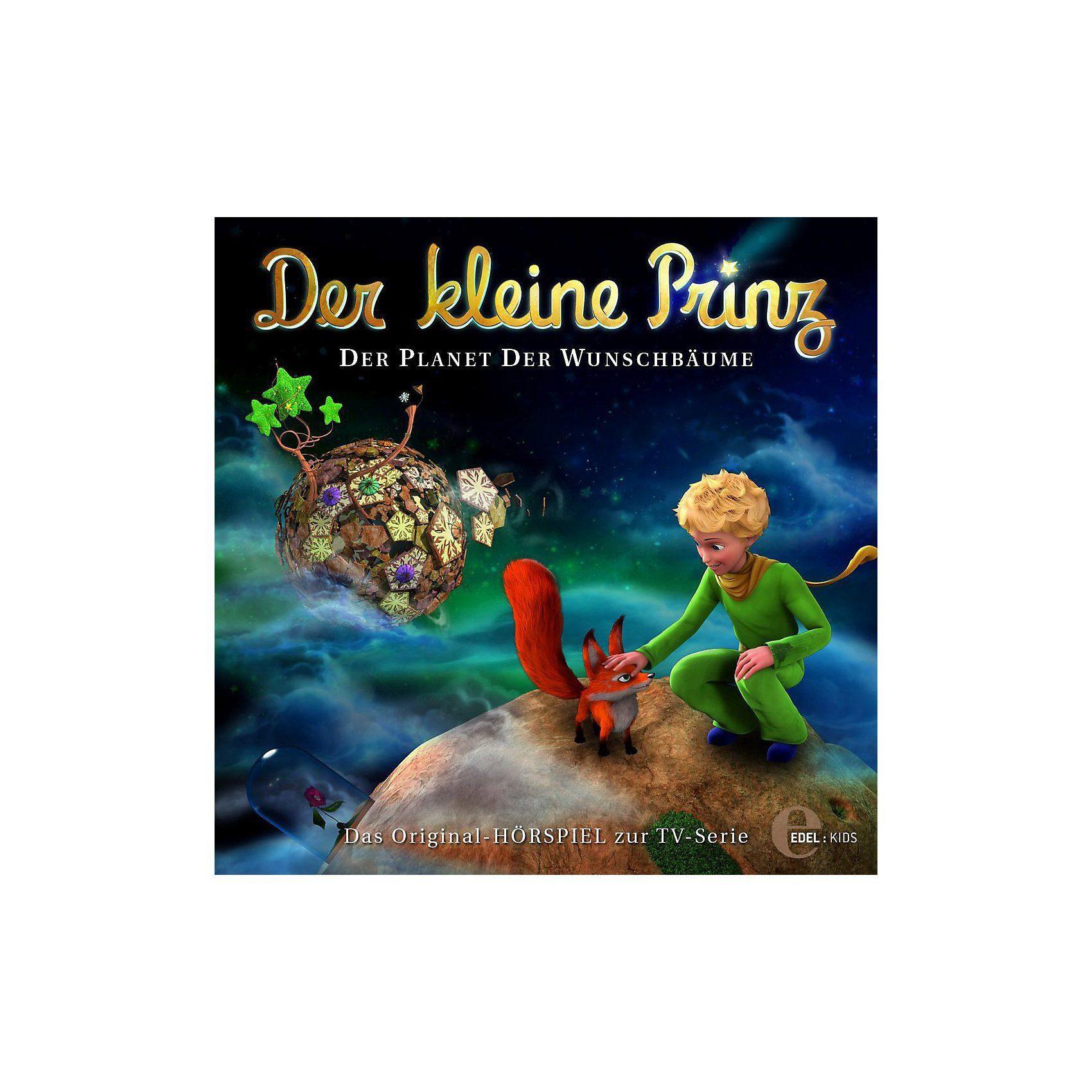 Edel CD Der kleine Prinz 13 - Der Planet der Wunschbäume