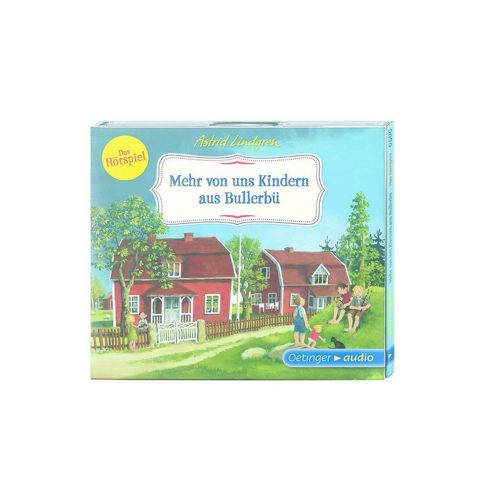 Mehr von uns Kindern aus Bullerbü - Das Hörspiel, 1 Audio-CD online kaufen