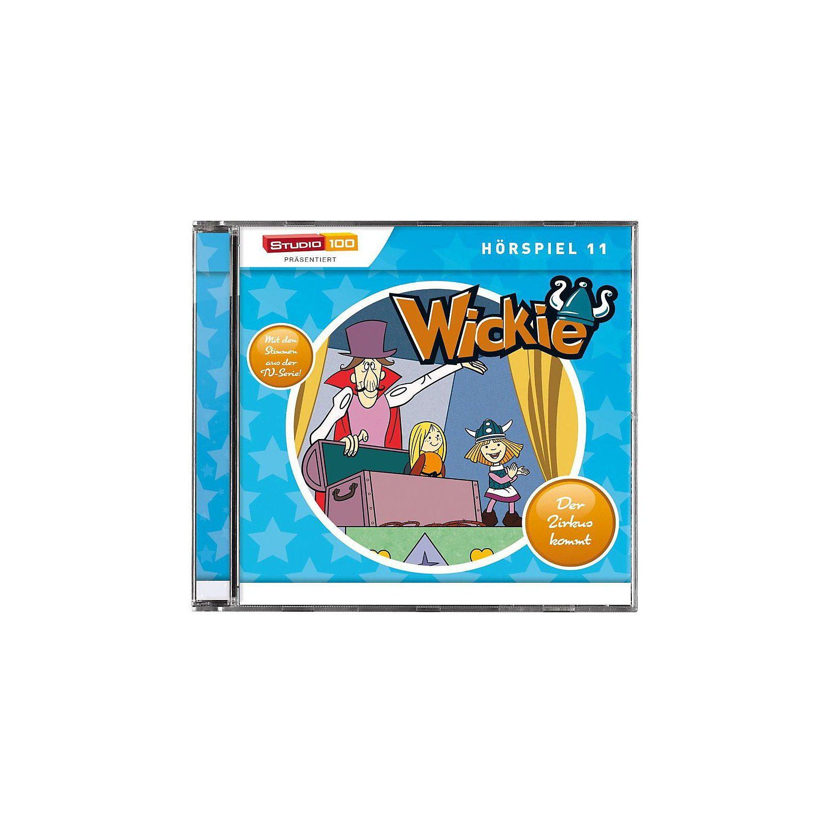 CD Wickie und die starken Männer 11 - Der Zirkus komm