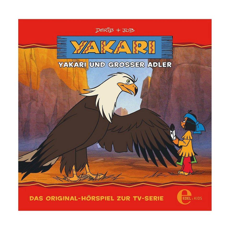 Edel CD Yakari - Yakari und Großer Adler kaufen