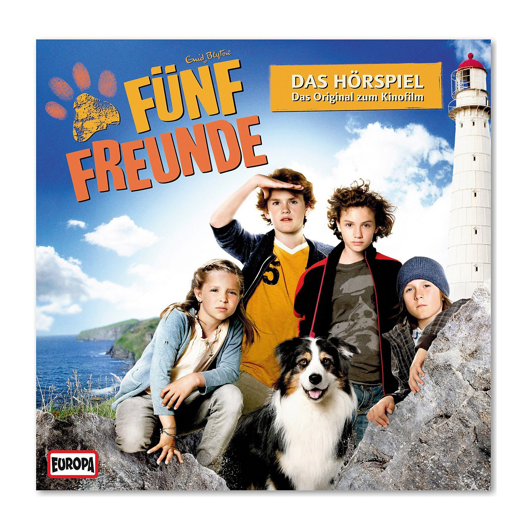 Sony CD Fünf Freunde - Hörspiel zum Kinofilm