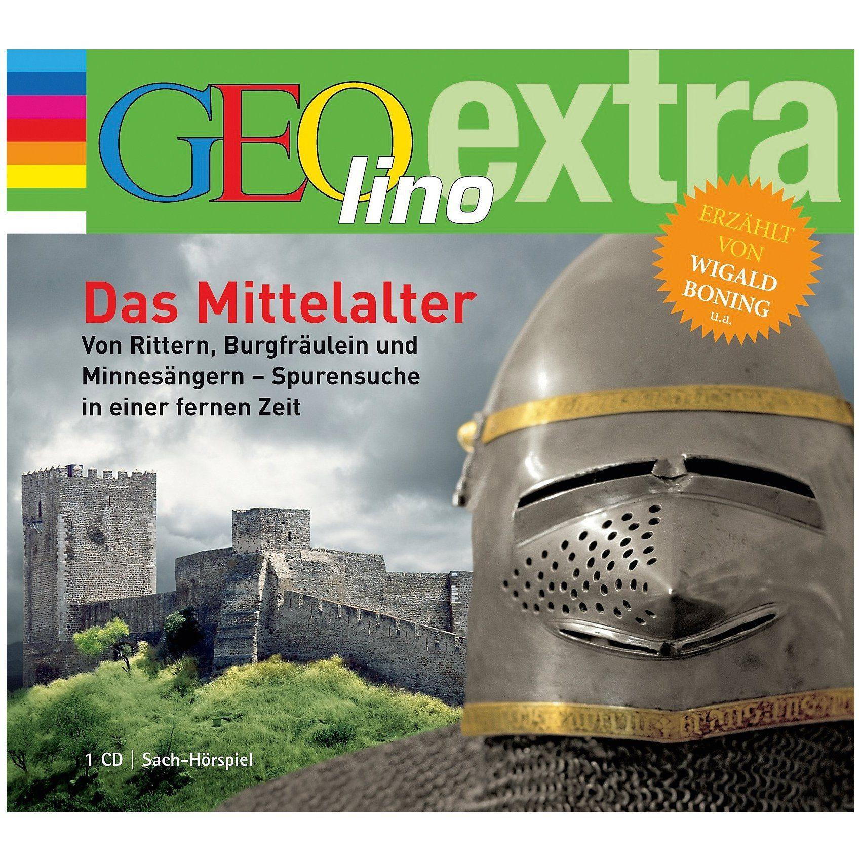 Edel CD Geolino extra - Das Mittelalter