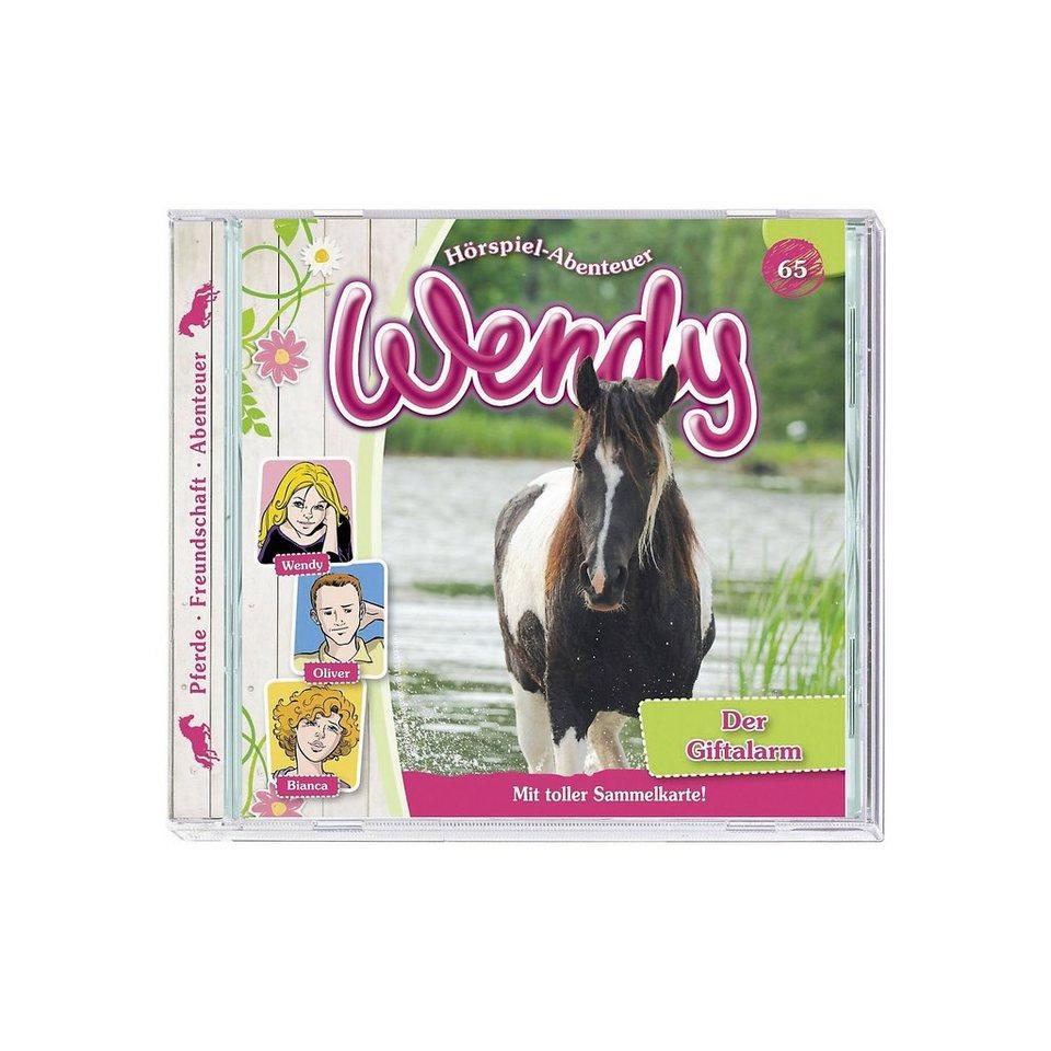 Kiddinx CD Wendy - Der Giftalarm 65 online kaufen