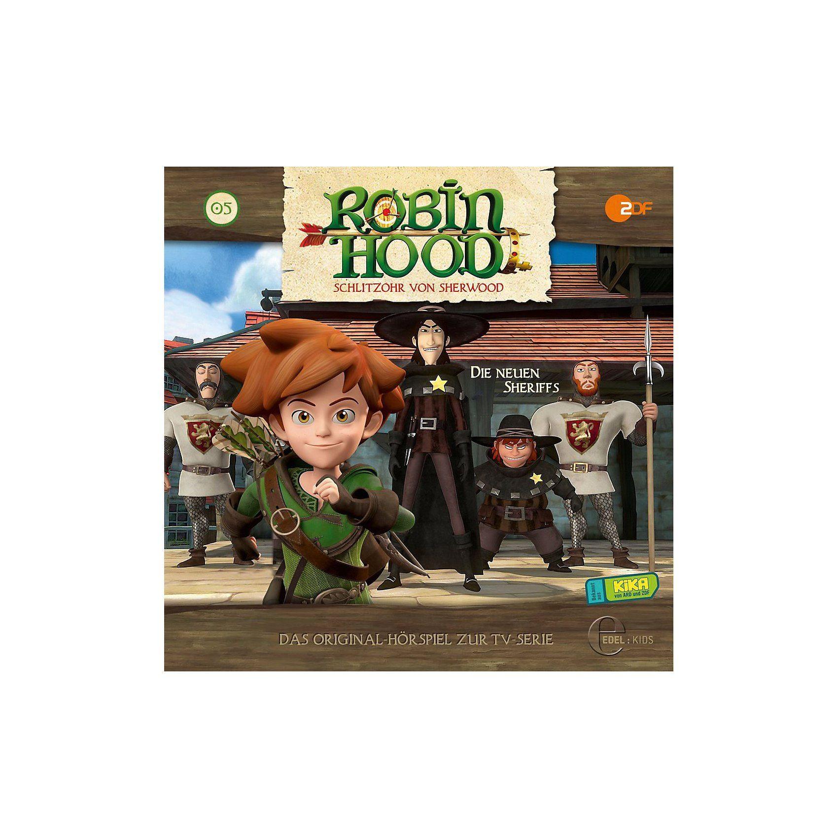 Edel CD CD Robin Hood: Schlitzohr von Sherwood 05