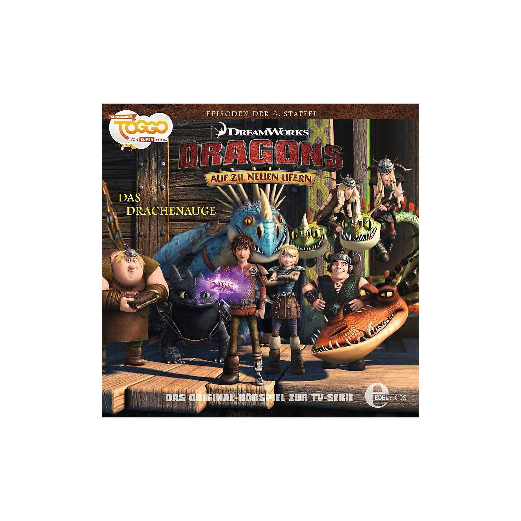 Edel CD Dragons auf zu neuen Ufern 21