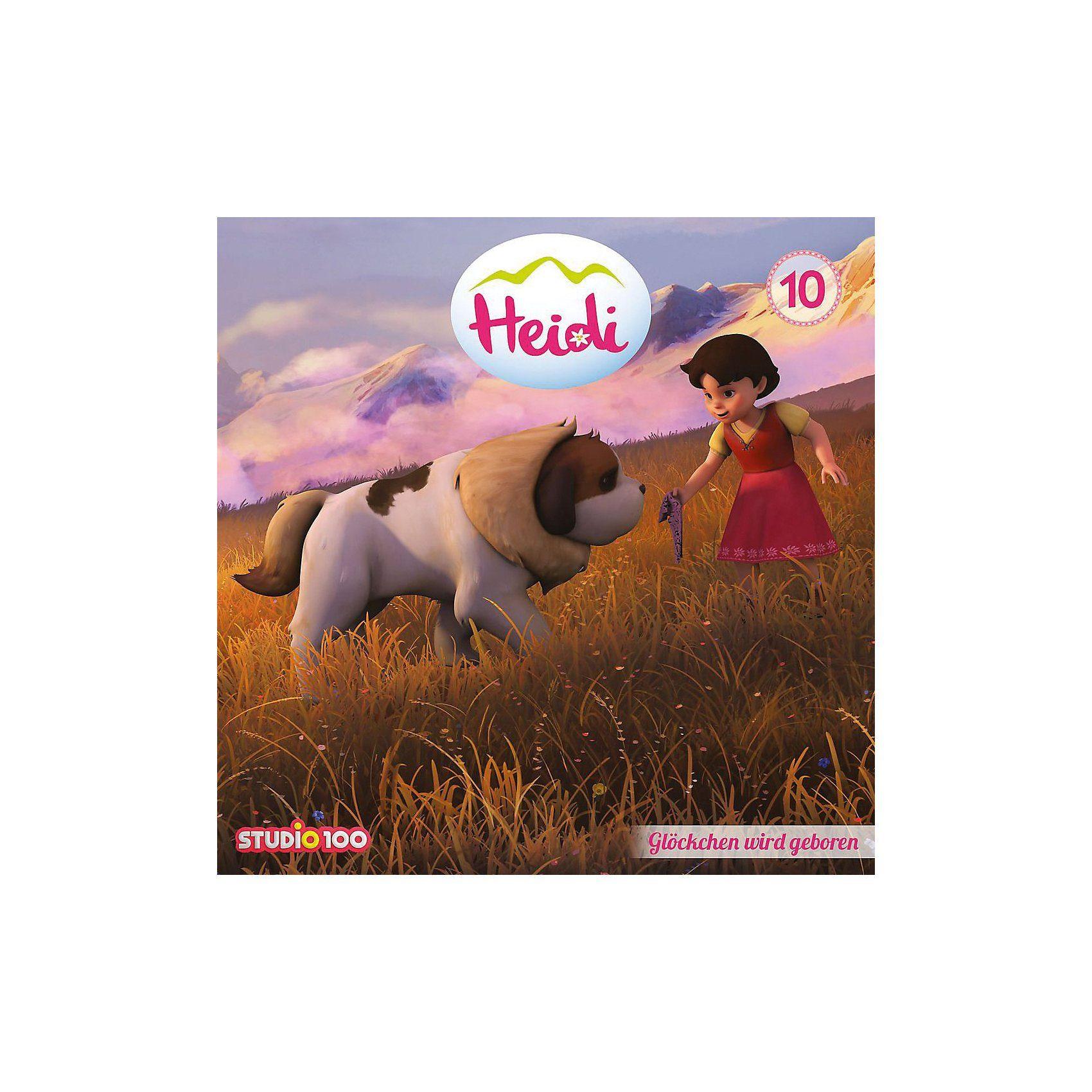 Universal CD Heidi 10 - Glöckchen wird geboren u.a.