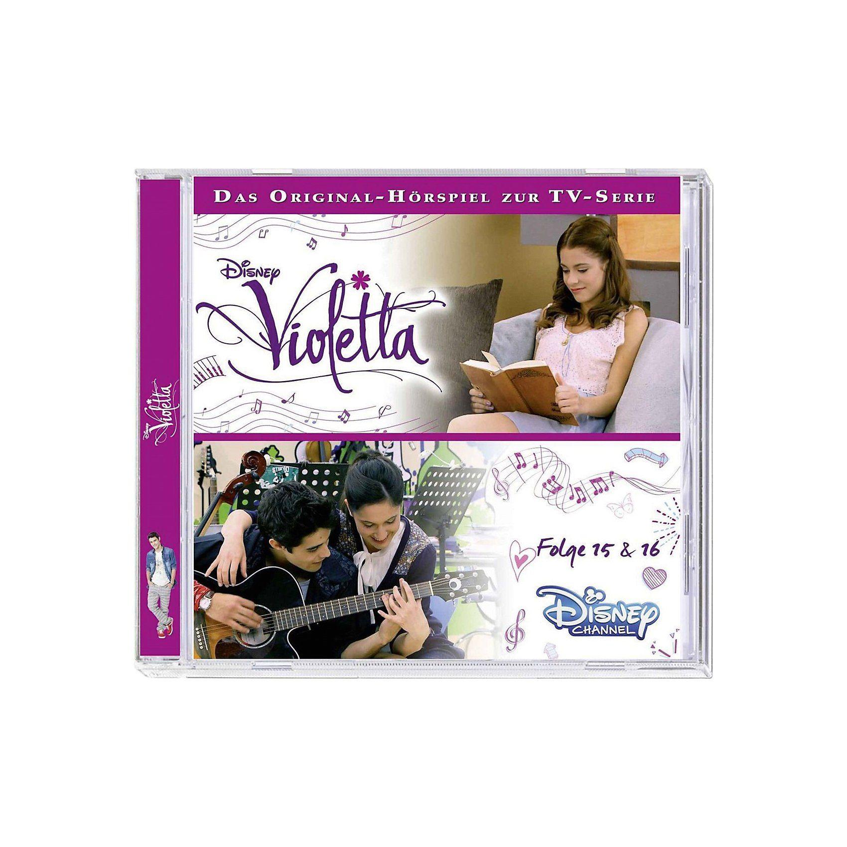 Kiddinx CD Disney Violetta 08 (Folge 15+16)