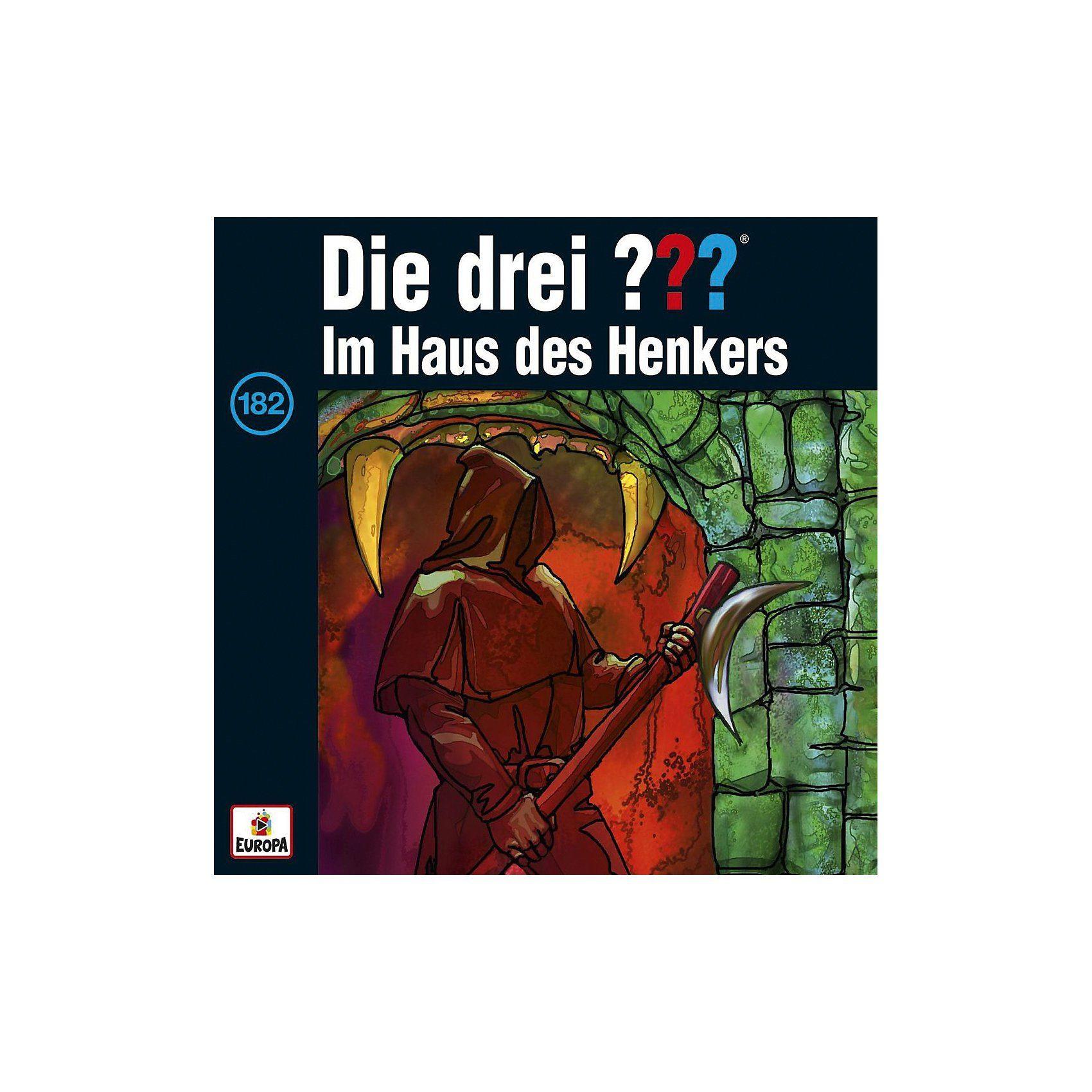 Sony CD Die Drei ??? 182 - Im Haus des Henkers