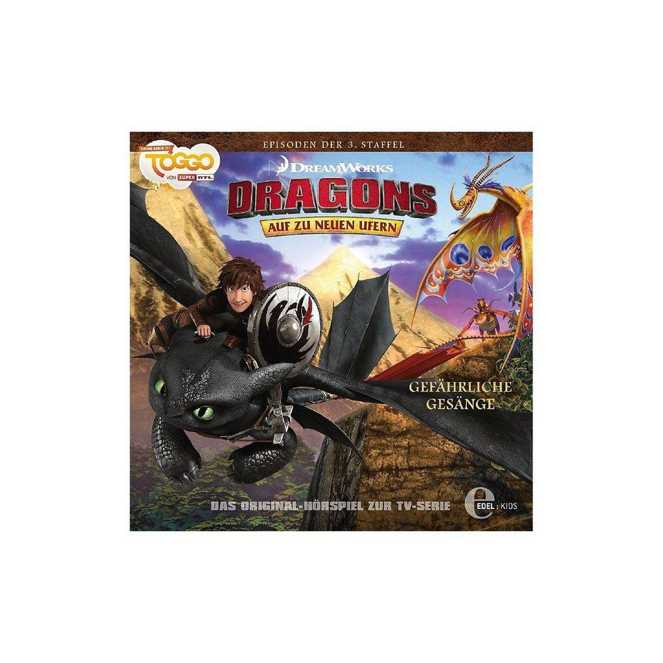 Edel CD Dragons-Auf Zu Neuen Ufern-(22)Original HSP z.TV-S online kaufen