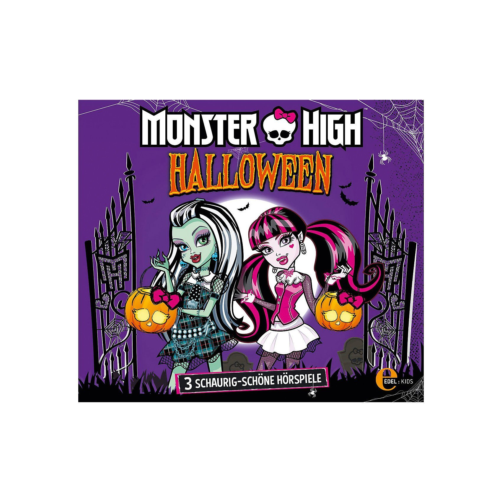 Edel CD Monster High - Halloween-Box