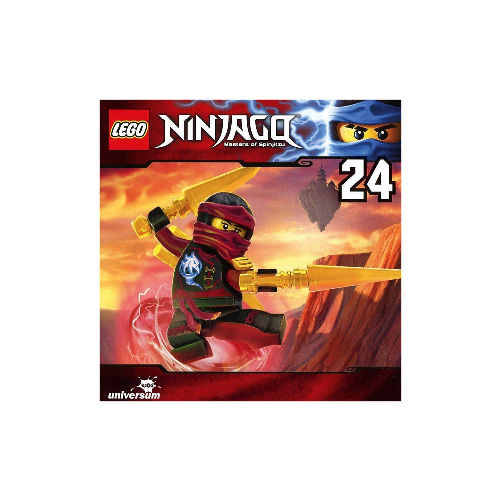 Lego® CD Ninjago - Masters of Spinjitzu 24