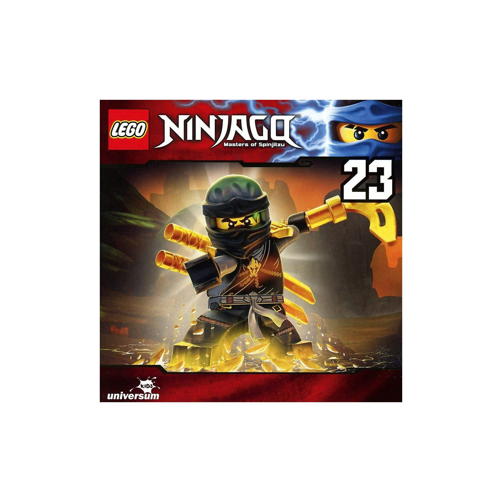 LEGO CD Ninjago - Masters of Spinjitzu 23