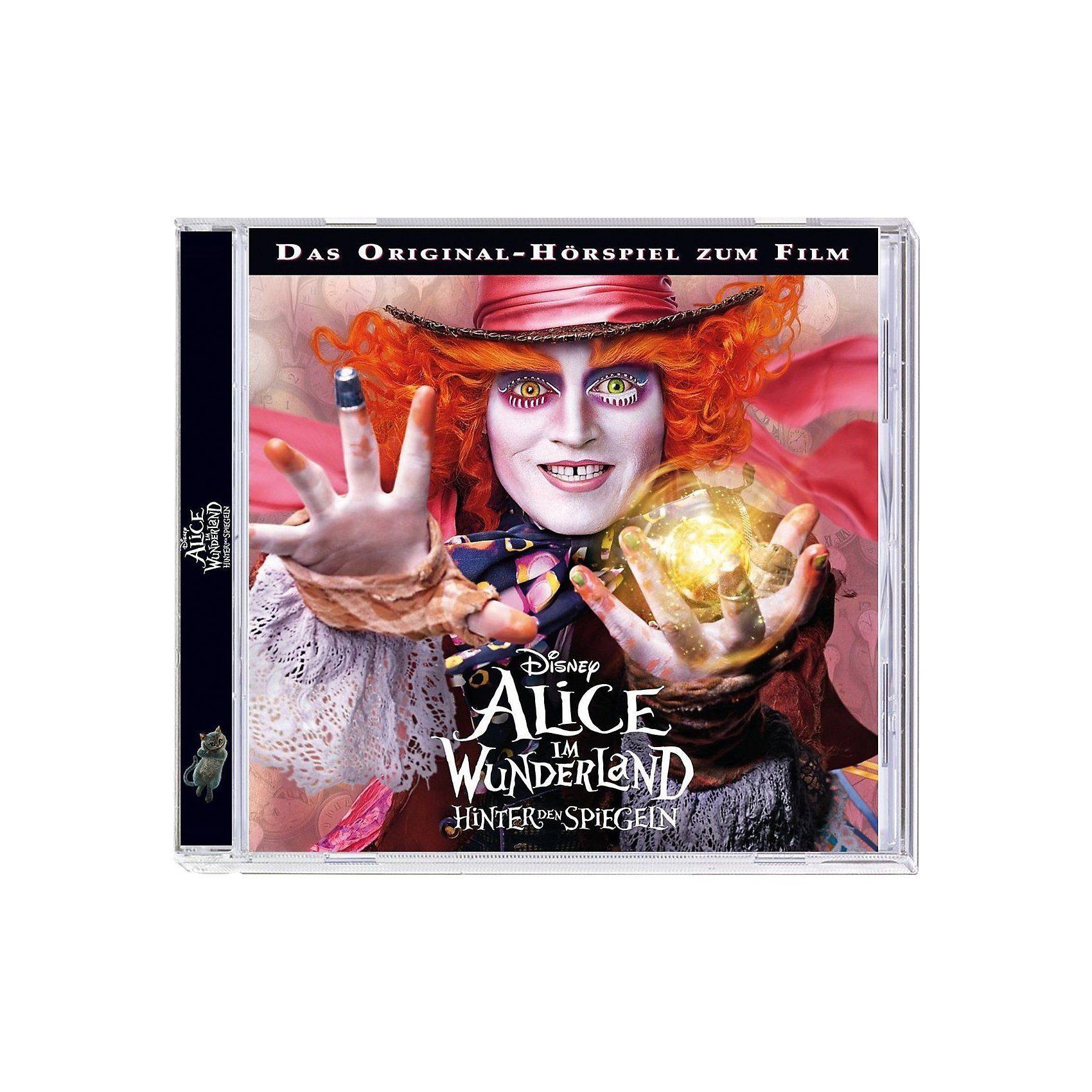 Kiddinx CD Disney Alice im Wunderland - Hinter den Spiegeln