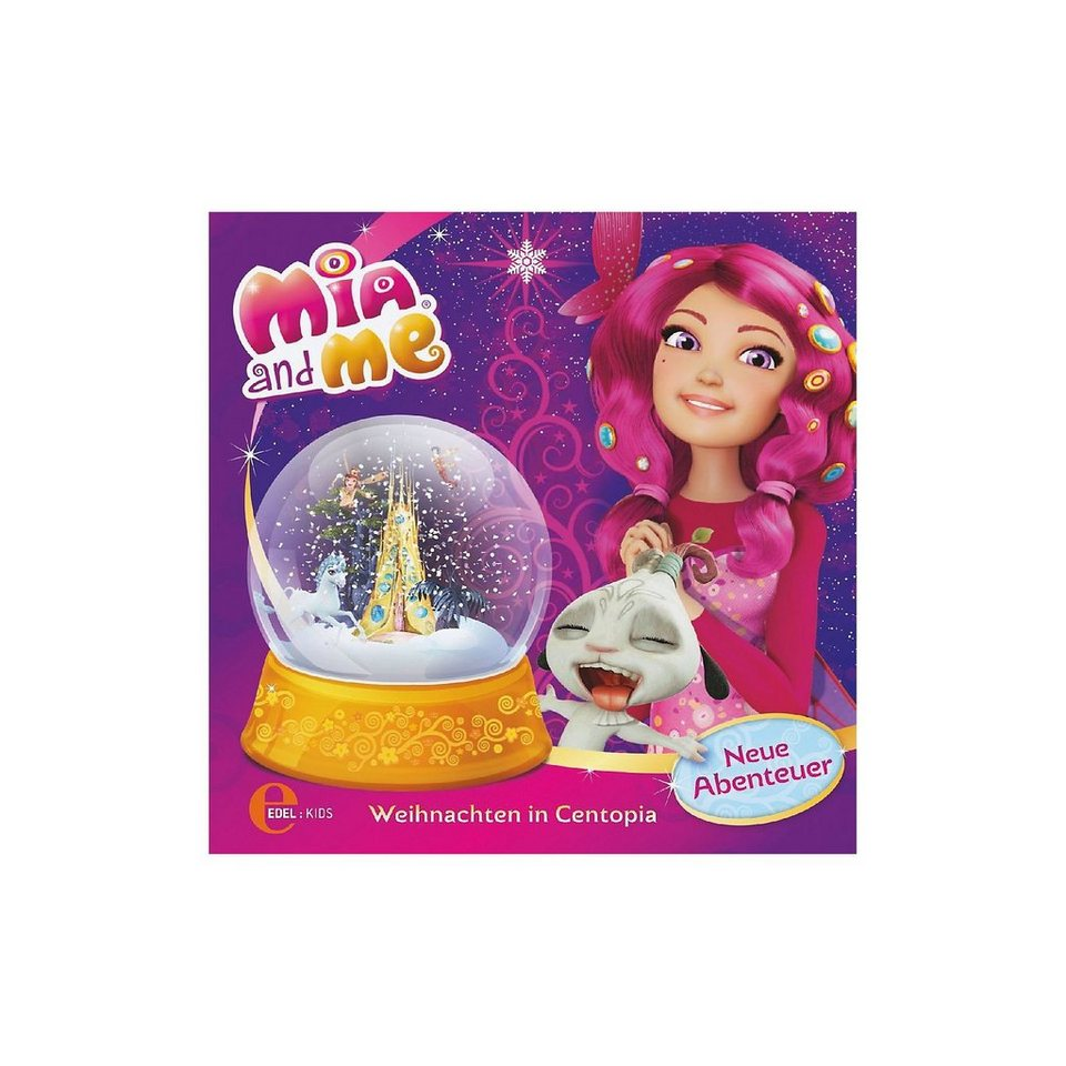 Edel CD Mia and Me - Weihnachten in Centopia - Das Original-Hörs online kaufen
