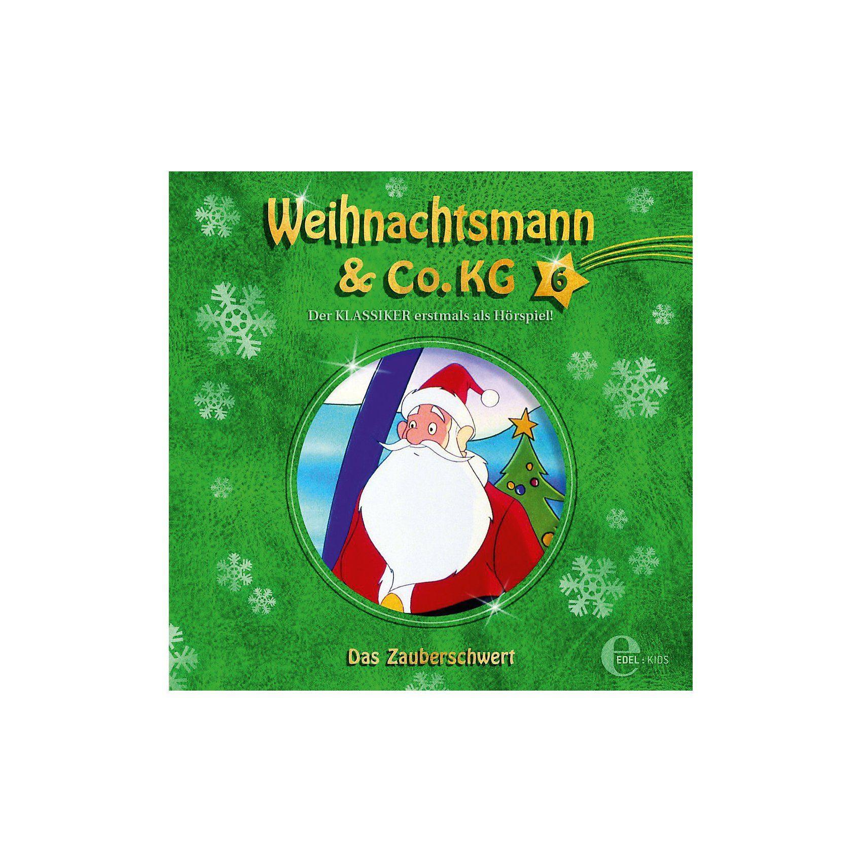 Edel CD Weihnachtsmann & Co.KG 6 - Das Zauberschwert